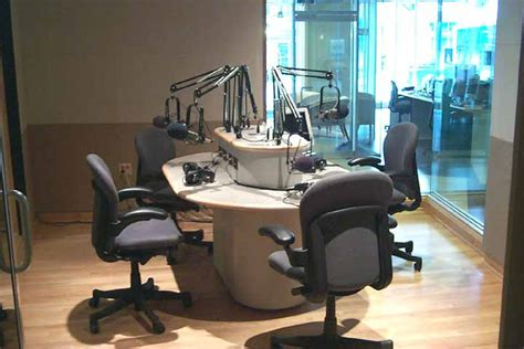 talk table, interview table,talk interview tables,on air