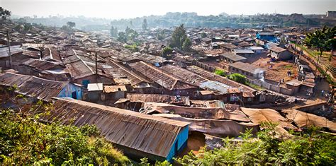 What Kenya's biggest slum can teach us about saving cities
