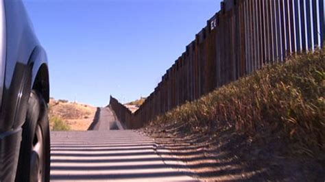Neighborhoods along the border in Nogales hot spots for