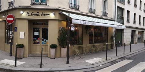 Brunch Il Gallo Nero (75014 Paris) - OuBruncher