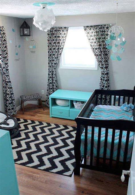 20+ Steal-Worthy Decorating Ideas For Small Baby Nurseries