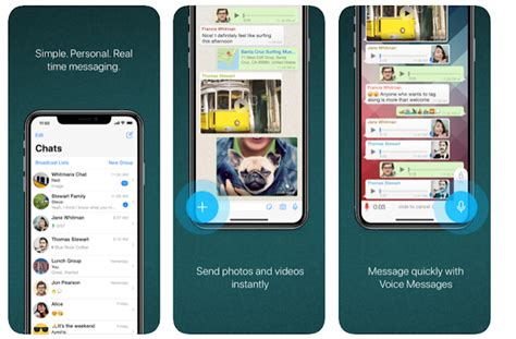 Download WhatsApp messenger IPA for iPhone | It's Apple OS