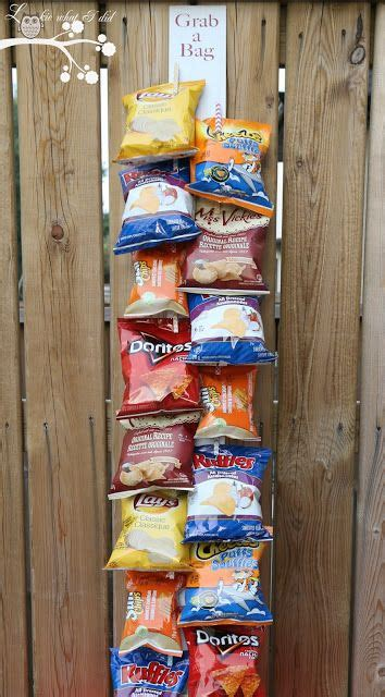 """Lookie What I Did: """"Grab a Bag"""" - A Way to Organize those"""