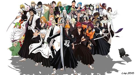 Personnages | Bleach Wiki | FANDOM powered by Wikia