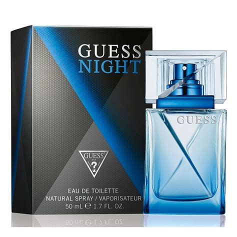 Guess Night - Perfumes, Colognes, Parfums, Scents resource
