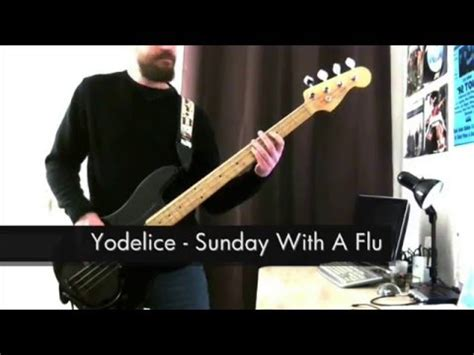 partition guitare yodelice sunday with a flu