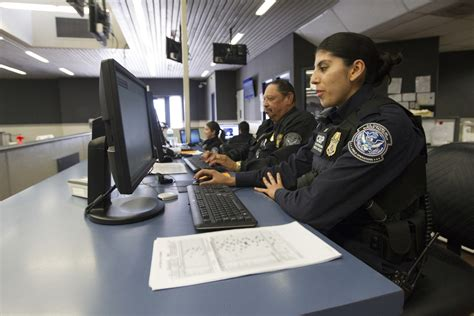 Customs and Border Protection's IT hurts its ability to