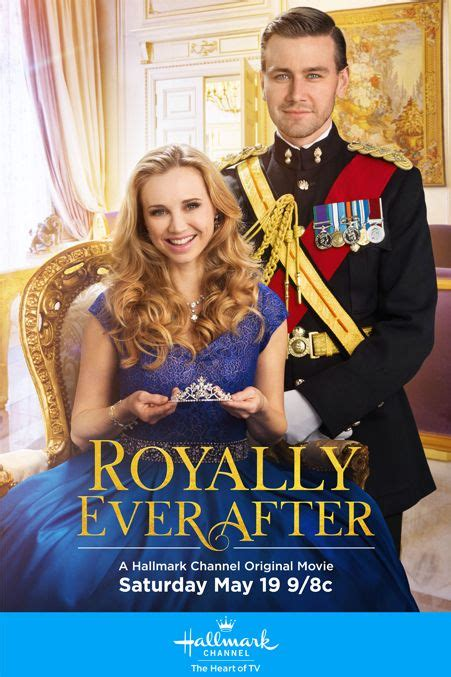 Royally Ever After - a Hallmark Channel Royal Movie