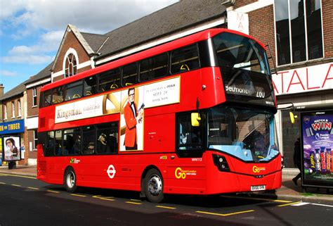 London Bus Routes | Route 280: Belmont - Tooting, St
