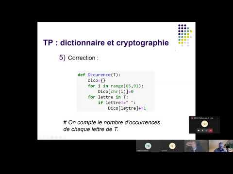 Introduction à Python: Slides