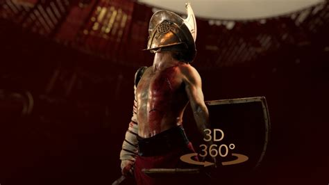 Gladiators in the Colosseum 360° VR – faber courtial