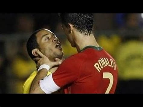 Football Best Fights & Angry Moments - (C