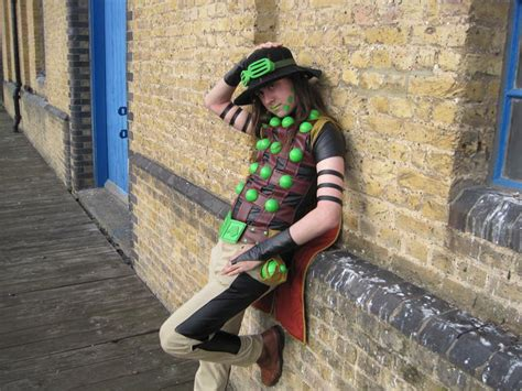 Gyro Zeppeli | Cosplay | Know Your Meme