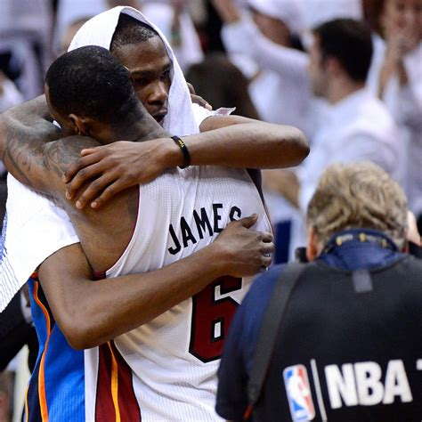 Why LeBron James and Kevin Durant Working out Together