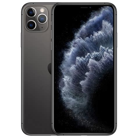 Apple iPhone 11 Pro Max 64 Go Gris Sidéral - Mobile