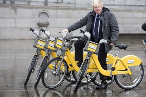 Boris bikes get a yellow jersey ahead of Tour de France