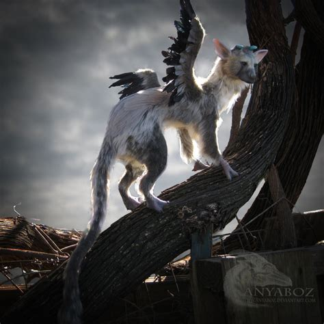 Trico the Last Room Guardian FOR AUCTION by AnyaBoz on