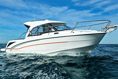 2018 Beneteau Antares 8 Power Boat For Sale - www