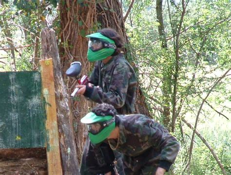 Tarifs Paintball - Terrain de paintball et airsoft Trets