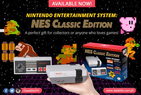 NES Classic Edition and Famicom Mini now available in the