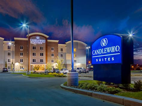 calgary Hotels: Candlewood Suites Calgary Airport North