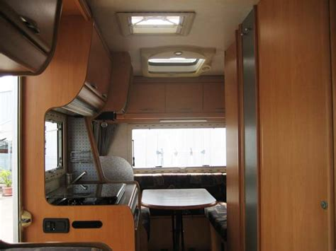 Hymer BR 599 2000 | Camping-car intégral occasion | 21000