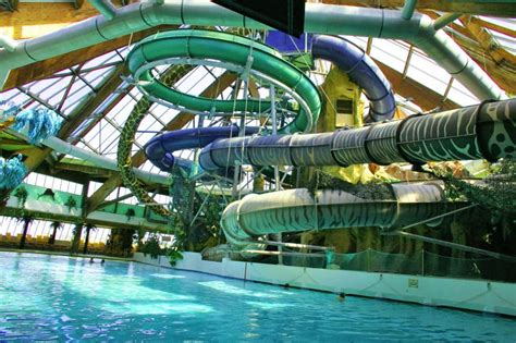 Aqualud Water Park Le Touquet : The Good Life France