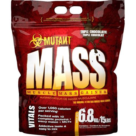 Mutant Mass Review - The Best Gainer On The Market?