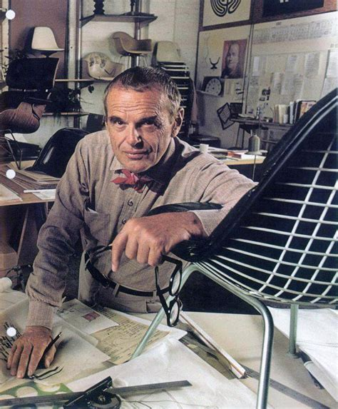 DC Hillier's MCM Daily - Charles & Ray Eames