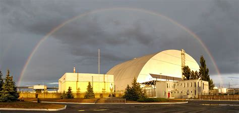 Delivery of the Chernobyl New Safe Confinement (10/07/2019
