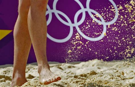 The Canadian company behind London's beach volleyball venue
