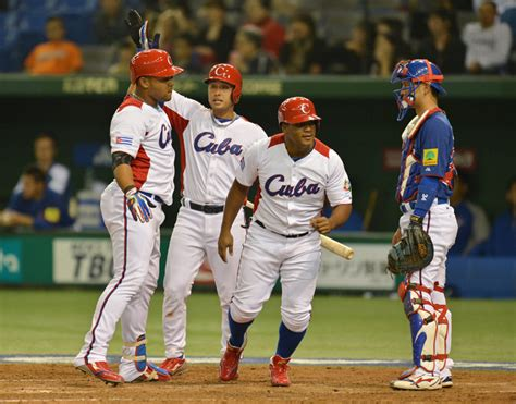 Opening of Relations Could Bring Cuban Stars to Major