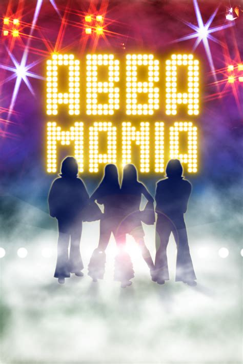 Abba Mania - The Core at Corby Cube