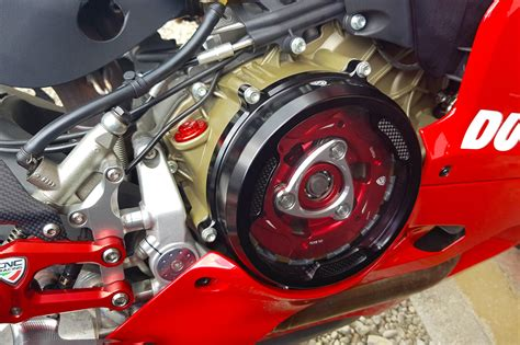 Ring Pressure Plate oil bath clutch Ducati by CNC Racing