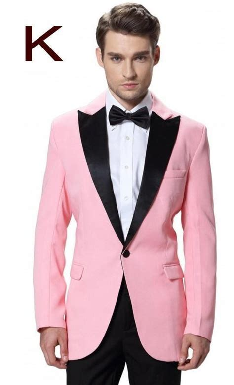 New Groom Tuxedos Mans Prom Suits Wedding Suit For Men
