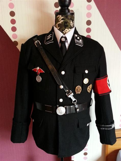 militaria allemand WWII :: uniformes reproduction
