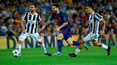 JUVENTUS vs FC BARCELONE (0-0) | Highlights 22/11/17 - YouTube