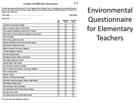 2 of 7 Behavioral Data Collection Examples (Environmental