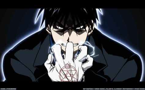Roy Mustang Wallpapers HD / Desktop and Mobile Backgrounds