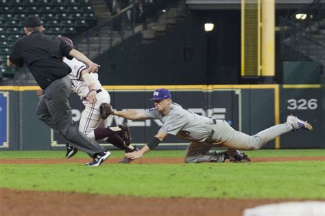 Texas A&M 1, TCU 0: Frogs lose incredible pitcher's duel