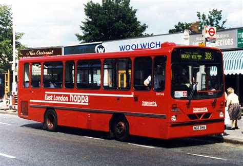 London Bus Routes | Route 308: Clapton Pond - Wanstead
