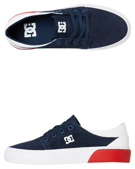 Dc Shoes Boys Trase Shoe - Dc Navy | SurfStitch