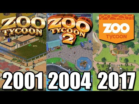 Zoo Tycoon Ultimate Animal Collection PC CD Key, Key