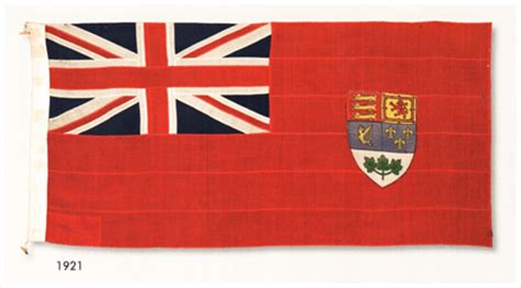 The Canadian Red Ensign - A Flag for Canada
