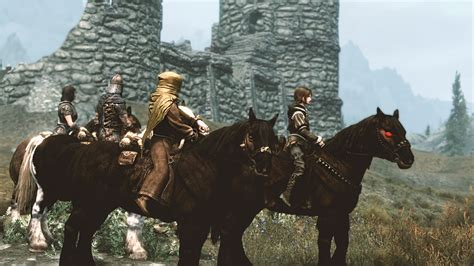 Simple Horse SE at Skyrim Special Edition Nexus - Mods and