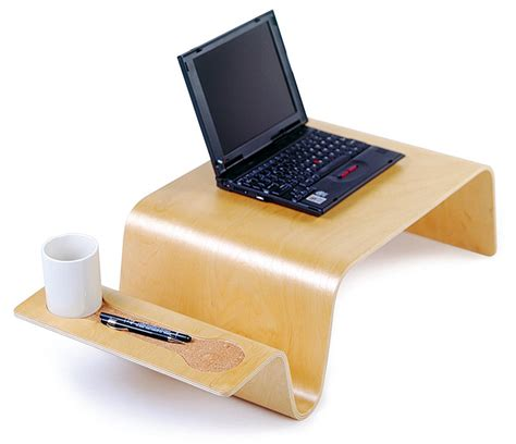 wooden lap desk for laptop - Review and photo