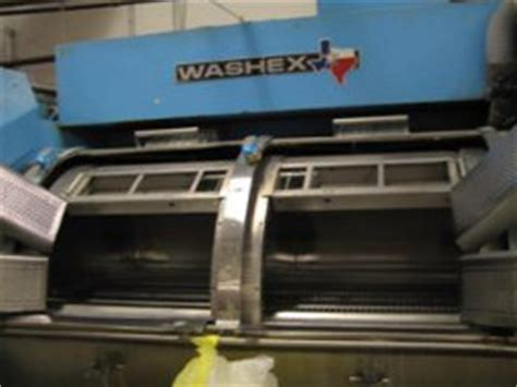 Washex 6/76 FLA-P4 Commercial Washers | Janitorial