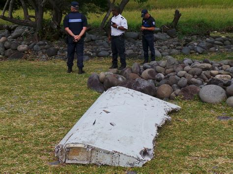 Scientist on debris thought to be missing Flight MH370