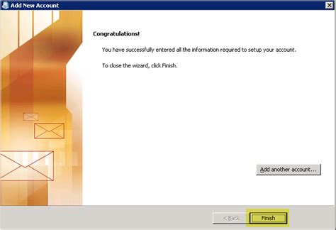Exchange 2013 - Manual Configuration For Outlook 2010