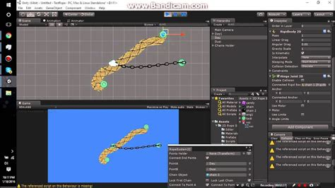 Rope2D - Elastic Unity - Tạo Dây Trong Unity - YouTube